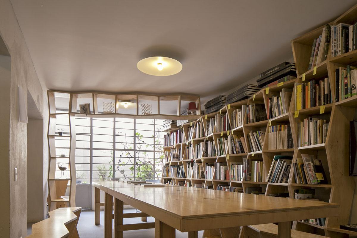 Biblioteca de Flora