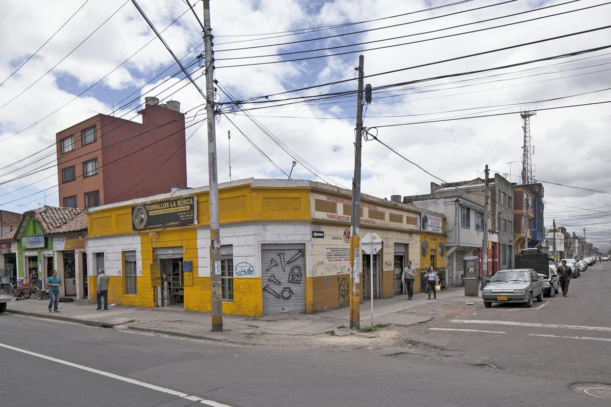 Primera casa de San Felipe, Bogotá