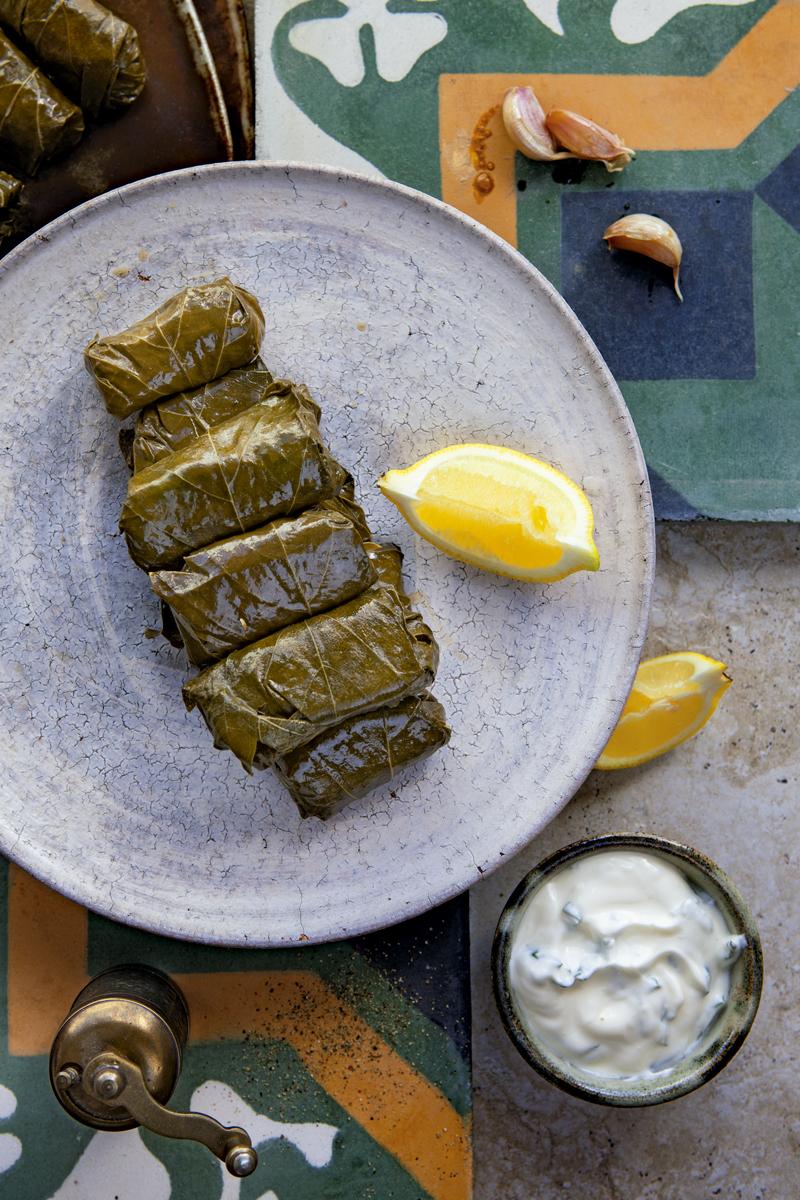 recetas de Estambul