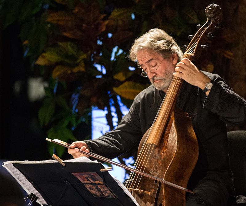Folías Antiguas y Criollas. Foto: Andrés Londoño/Festival Internacional de Música de Cartagena