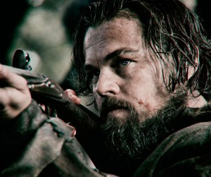 Mejor actor: Leonardo DiCaprio - The Revenant.