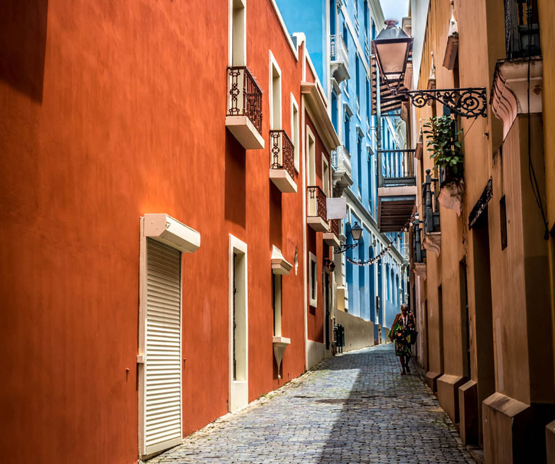 <div>Calles de San Juan.</div>