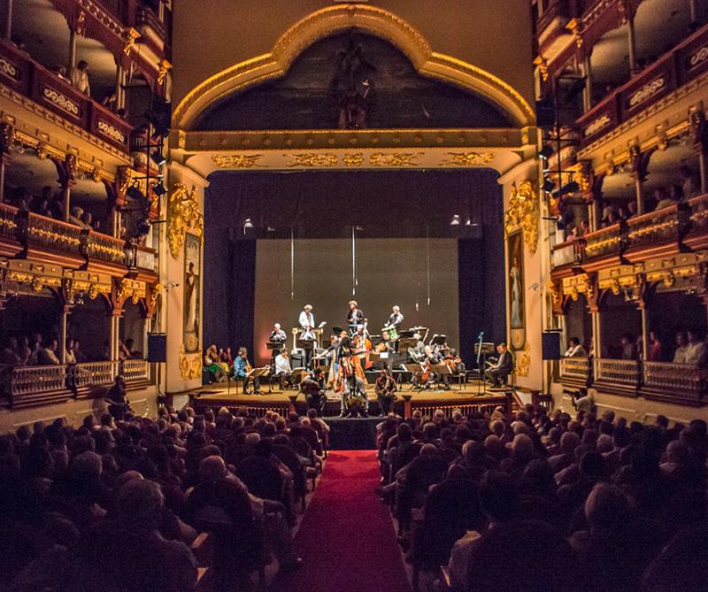 Rutas de los esclavos. Foto: Andrés Londoño/Festival Internacional de Música de Cartagena