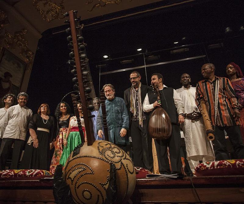 Rutas de los esclavos. Foto: Joaquín Sarmiento/Festival Internacional de Música de Cartagena