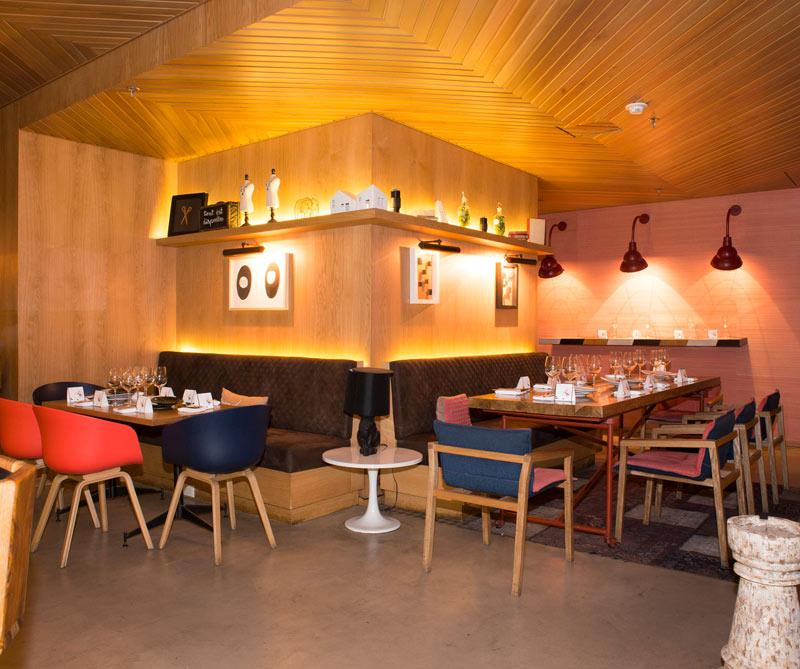 Restaurante Ciengramos