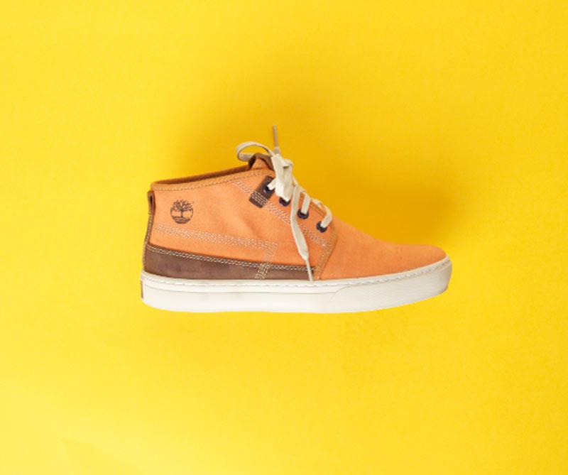 <div>Zapatos Timberland, $328.000</div>