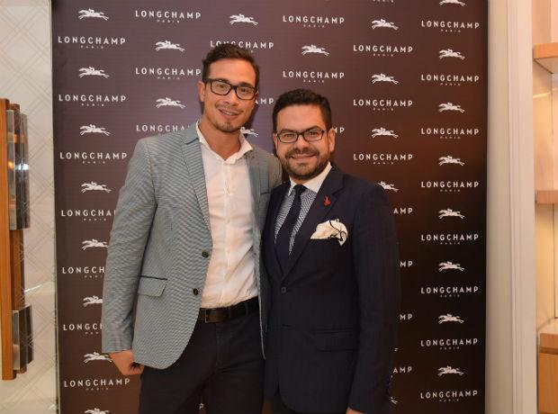 <div>Camilo Zabaleta y Juan Pablo Socarrás.</div>