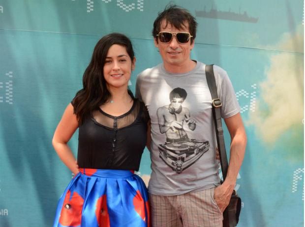 Johana Caicedo y Rodrigo Triana.