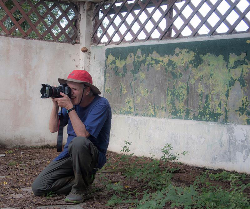 La fotografía se convirtió en uno de sus lenguajes artísticos preferidos