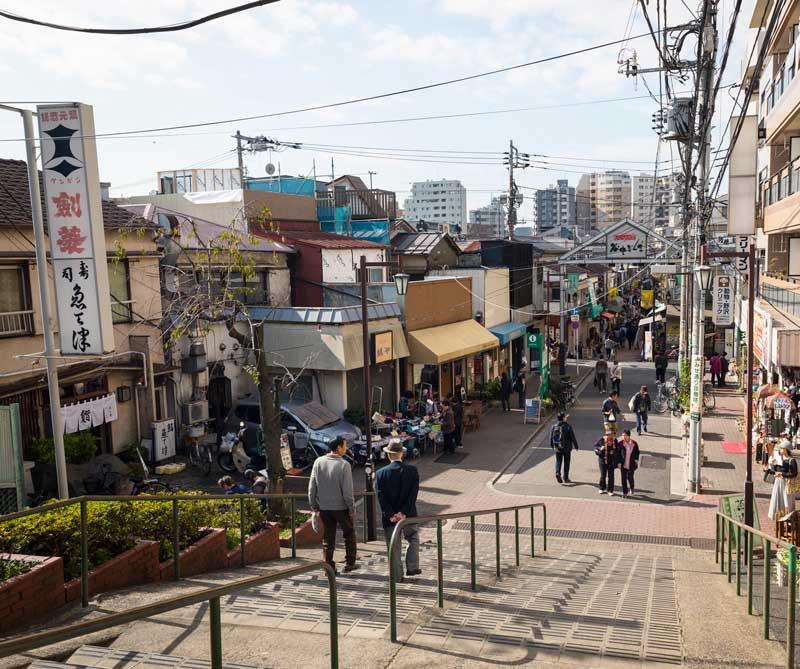 Resultado de imagen para tokio barrios bonitos