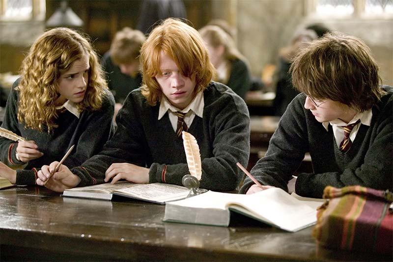 Quiere Saber A Qué Casa De Hogwarts Pertenece