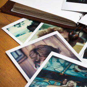 Las fotos que tiene con sus amigos