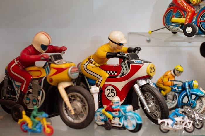 Recolector de juguetes