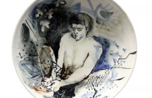 Juan Antonio Roda Sin título Cerámica 37x140 cm Pieza única 1960