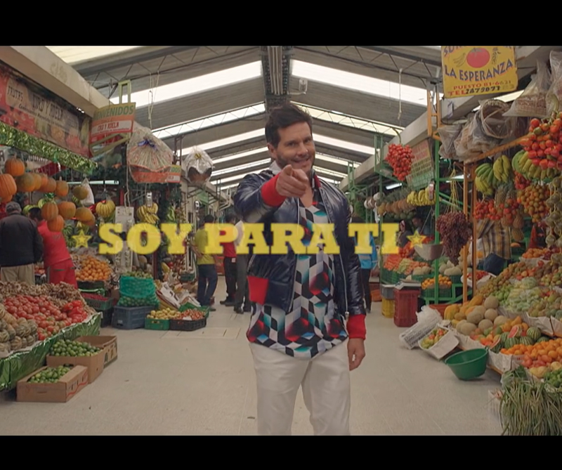 Después de lanzarse al cine con la película Malcriados, el caleño Marcelo Cezán vuelve a la movida musical con este sencillo.