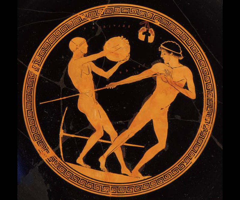 Los Griegos Y La Historia De Los Primeros Juegos Olimpicos