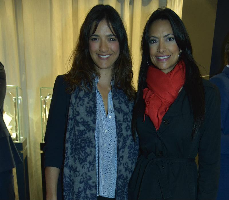 <div>Carolina Castro y Tatiana Castro.</div>