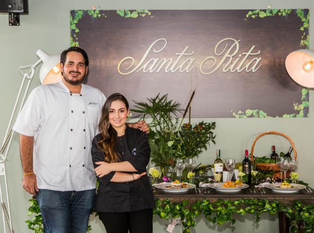 Federico Martínez y María Luisa Arias.