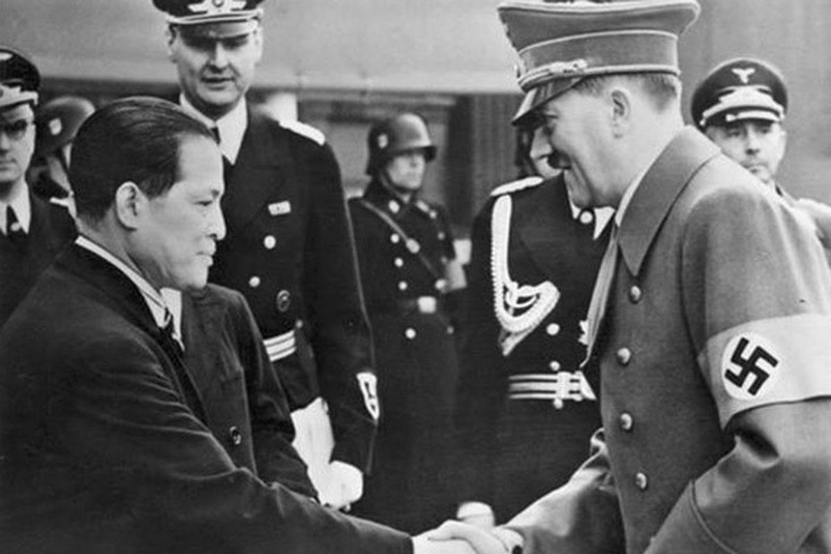 Amigos de Hitler
