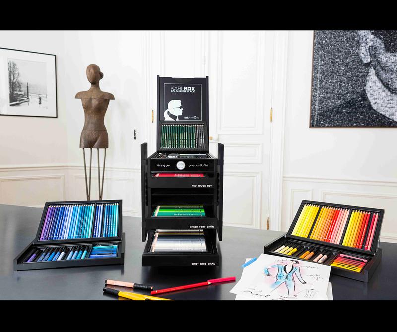 Karlbox, el sueño de todos los amantes de los libros de colorear y ...