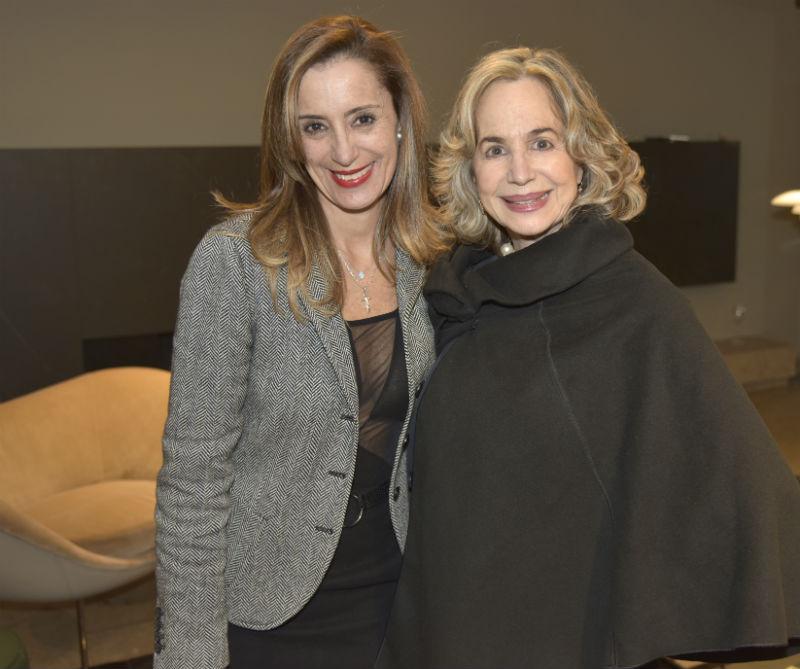 <div>María Fernanda Casas y Patricia Recaman.</div>