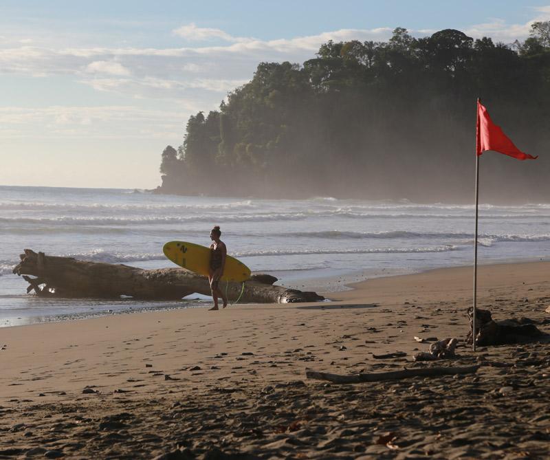 Playa Hermosa en Guanacaste