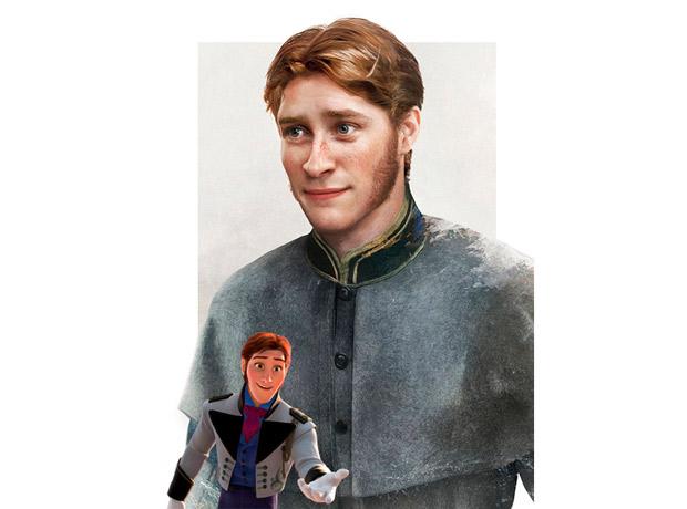 Hans, Fronzen.