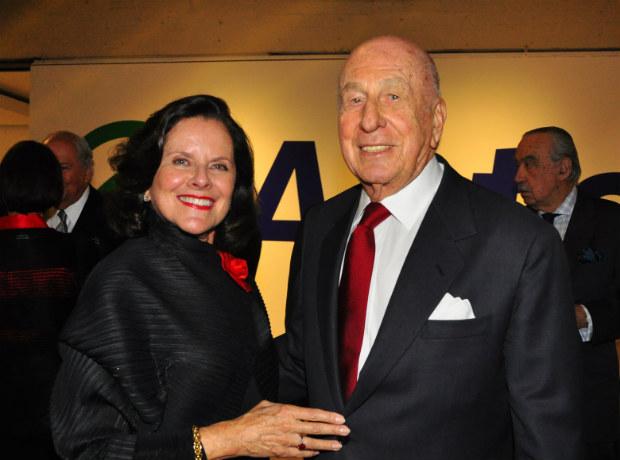 Diana Obregón y José María Montaña.