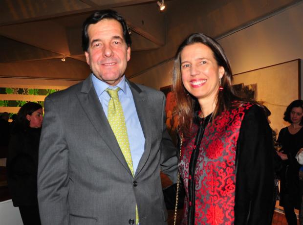 <div>Felipe Botero y Cristina de la Torre.</div>