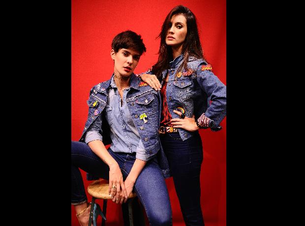 Claudia Castro y Juliana Vásquez.