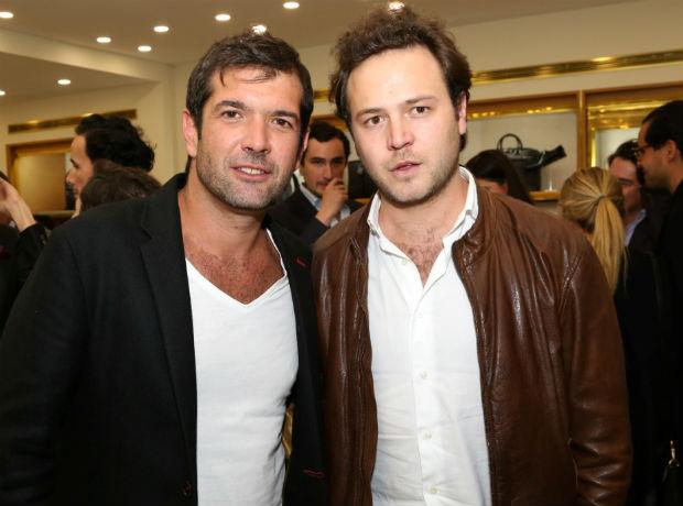 <div>Gerónimo Basile y Alejandro Pardo.</div>