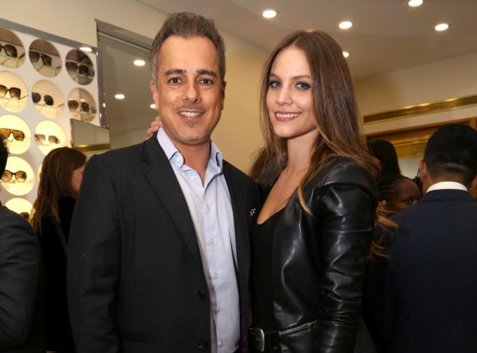Jorge Enrique Abello y Marisabel Gutiérrez.