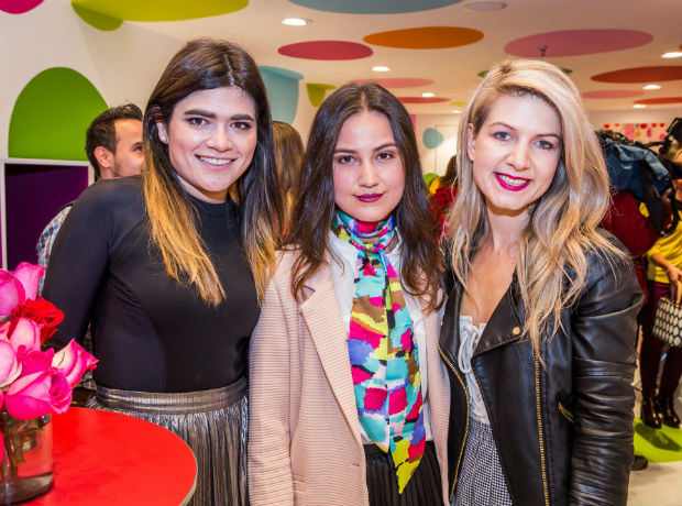 Marre, Carolina Botero y Aga Guerrero.
