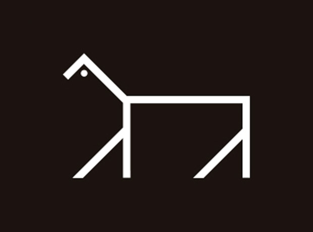 Logo Vecol, veterinaria de Colombia (1968).