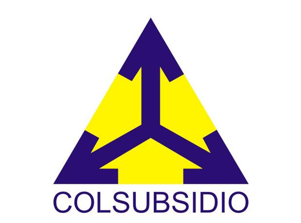 <div>Logo Colsubsidio (1967).</div>