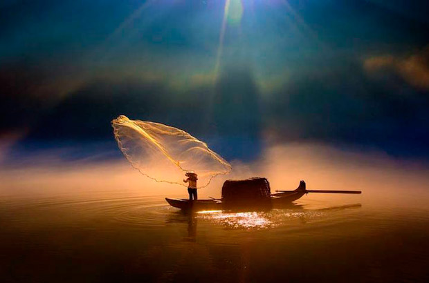 "<div>Categoría extraordinaria, ""Sprinkle Net"" Autor: Fuyang Zhou de China.</div>"