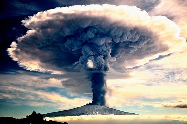 """<div>Categoría Naturaleza, """"Sensazioni, Etna in eruzione"""" Autor: Giuseppe Mario Famiani de Italia.</div>"""