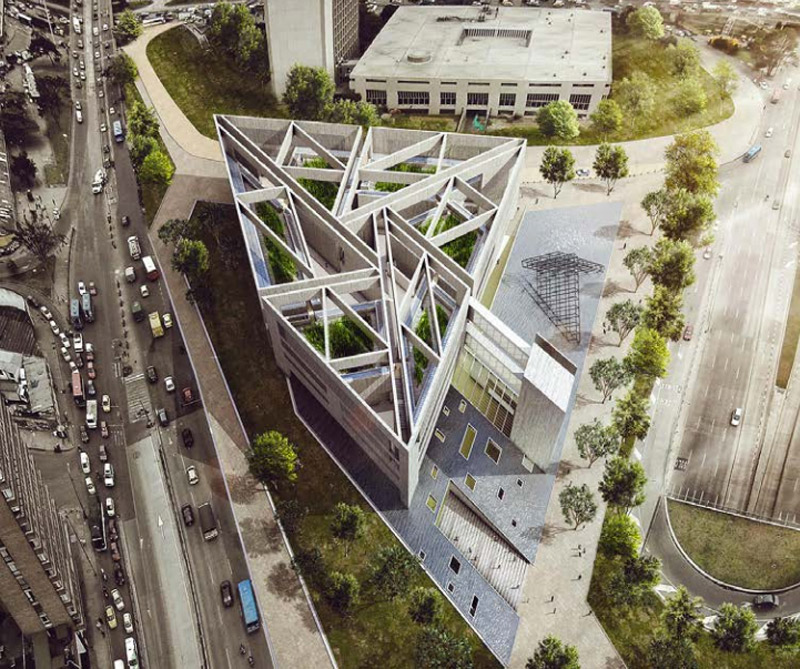 Un premio internacional para arquitectos colombianos for Arquitectos colombianos