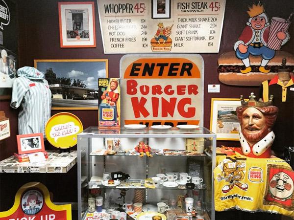 Parte de la colección de Burger King, Burger Queen y Wendy.