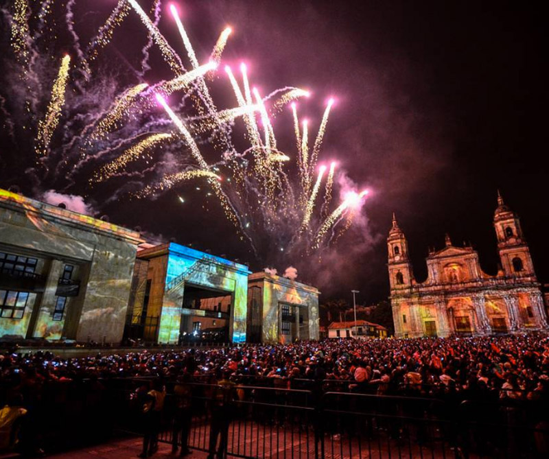 Cinco Ciudades Para Disfrutar Las Fiestas De Fin De Ano En Colombia