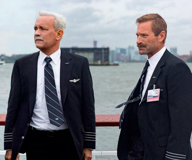Este ocho de diciembre se estrena Sully, la hazaña de Hudson. La cinta que cuenta la hazaña en la que un piloto de un avión comercial tuvo que acuatizar en el río Hudson de Nueva York en 2009.