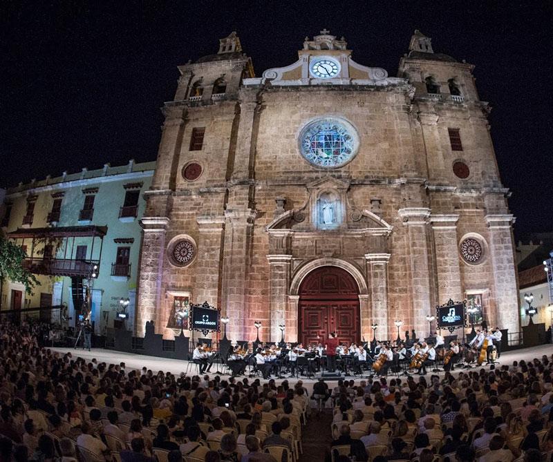 Finaliza la edición n. 11 del Cartagena Festival Internacional de Música y el balance que presenta es del todo positivo.