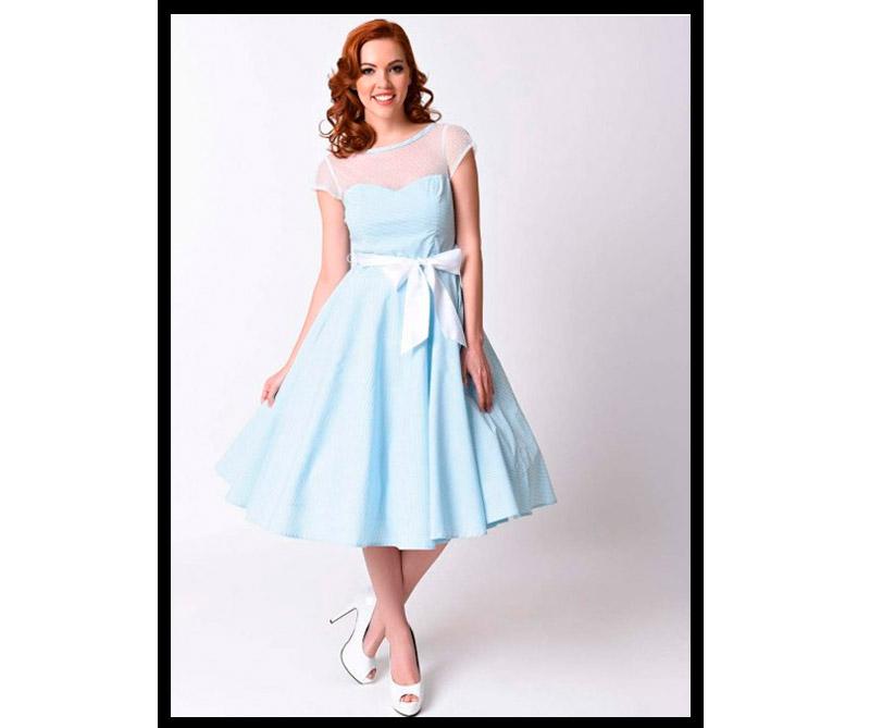 Vestido inspirado en La Cenicienta.