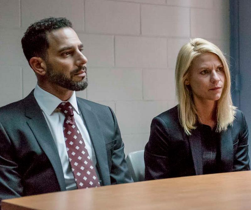 Se estrena la sexta temporada de Homeland, una de esas series cuyos productores decidieron alargar hasta cuando la historia dejó de ser plausible.