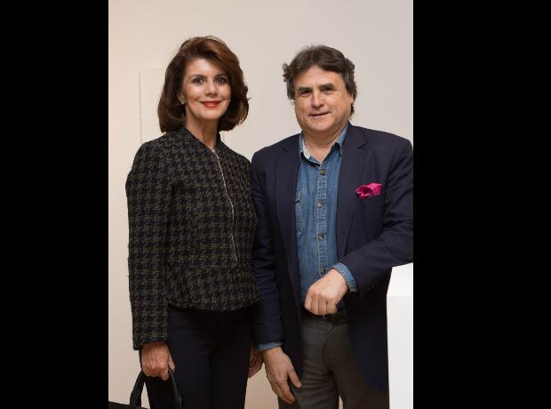 <div>Gloria InÇsµngel y Germán Puerta.</div>