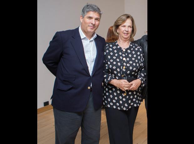 <div>Lucas Posada y Ana de Vargas.</div>