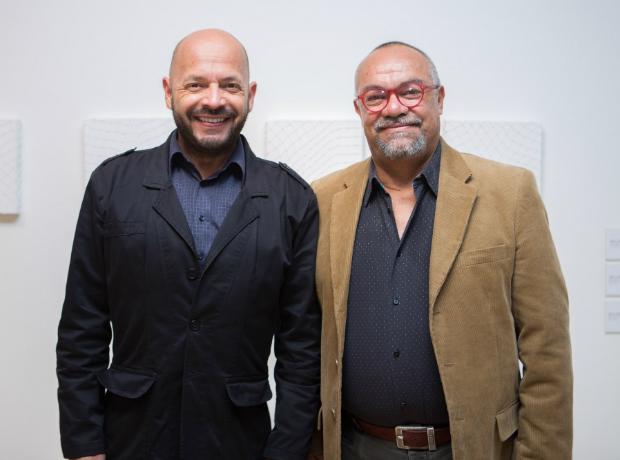 <div>Pedro Luis Raigosa y Rafael Chaparro.</div>
