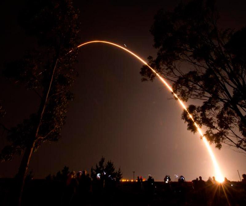 Satélite NPP Delta II 2. Foto: NASA