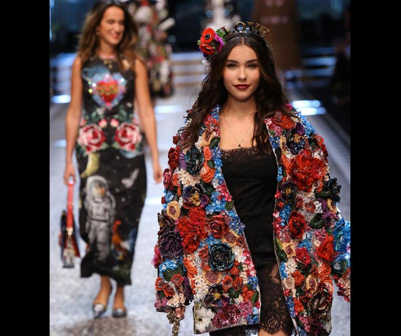 Ferragamo, Armani y Versace, entre otras casas de moda mostraron las mejores combinaciones para Otoño/ Invierno en el Milan Fashion Week.