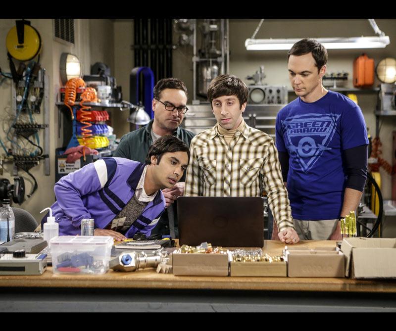 A propósito del final de la serie, recordamos la entrevista a David Saltzberg, el científico que está detrás de los libretos de la exitosa serie The Big Bang Theory.